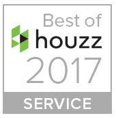 Best of houzz 2017. SERVICE